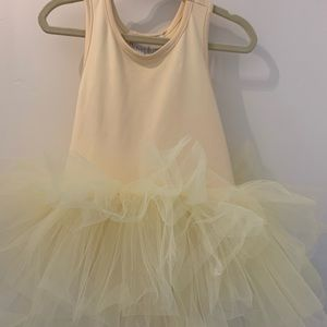 Iloveplum tutu - light yellow